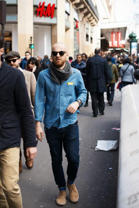 El mejor street style de la semana a tope con los 70 for Thousand yard style