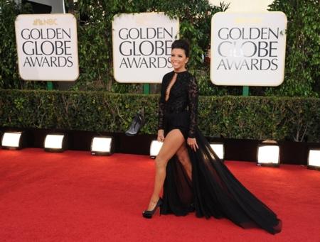 Globos de Oro 2013: una alfombra roja que traerá cola