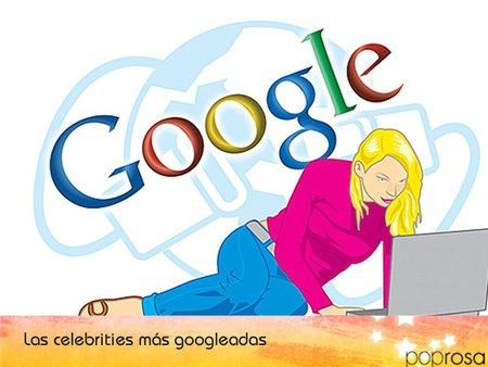 ¿Quiénes son las celebrities más googleadas de este año?