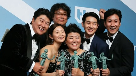 SAG 2020: 'Parásitos' hace historia al convertirse en la primera película extranjera que gana el premio al mejor reparto del año