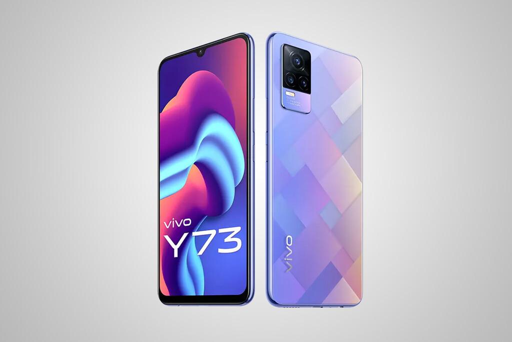 Vivo Y73: pantalla AMOLED, cámara de 64 mega-píxeles y carga rápida