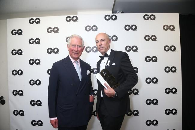 Éstos fueron los mejores looks de los GQ Men of The Year Awards en Reino Unido