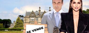 Ponce y Paloma Cuevas venden el palacete en el que fueron felices: 'Cetrina', una finca valorada en millones