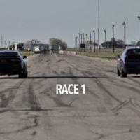 Chevrolet Camaro ZL1 contra Dodge Challenger Hellcat, un duelo más igualado de lo que esperabas