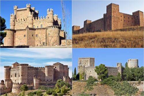 Ruta de otoño, ruta de castillos: Castilla La Mancha, desde sus 10 fortalezas más visitables