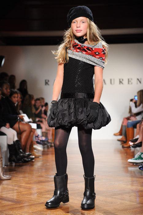 Foto de Especial moda infantil: Ralph Lauren y Gucci, estilo de adultos adaptado a los más pequeños (7/19)