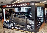 "Smart ForTwo GT 50%: ""Cariño, he encogido a Eleanor"""