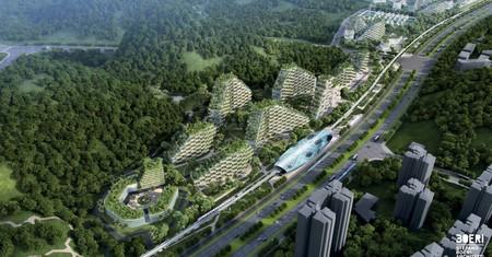 Liuzhou: la megalómana ciudad de un millón de plantas con la que China quiere volver a respirar aire puro
