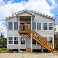 Cuando veas esta casa nunca pensarás que ha sido construida con cuatro contenedores