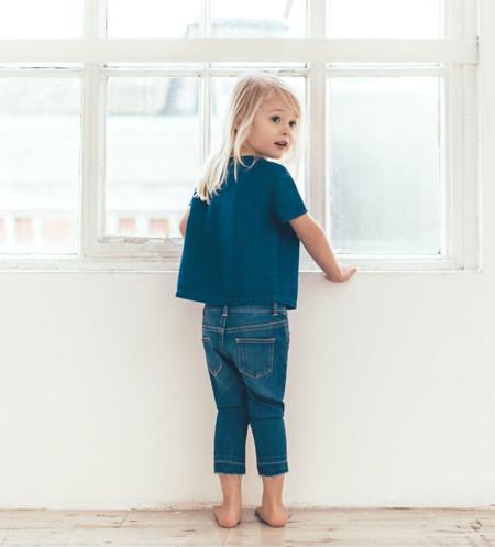 Los bebés también llevan vaqueros: 8 modelos perfectos para la primavera