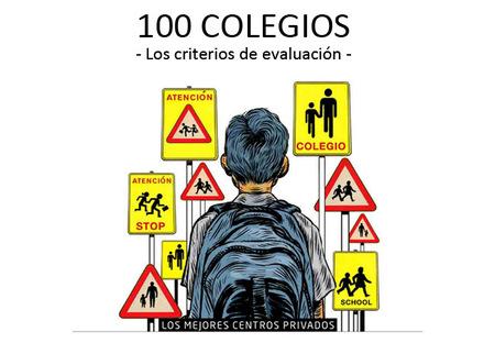 Los 100 mejores colegios para el curso 2012-13 según El Mundo: los criterios de selección