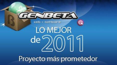 Proyecto más prometedor de 2011: las votaciones