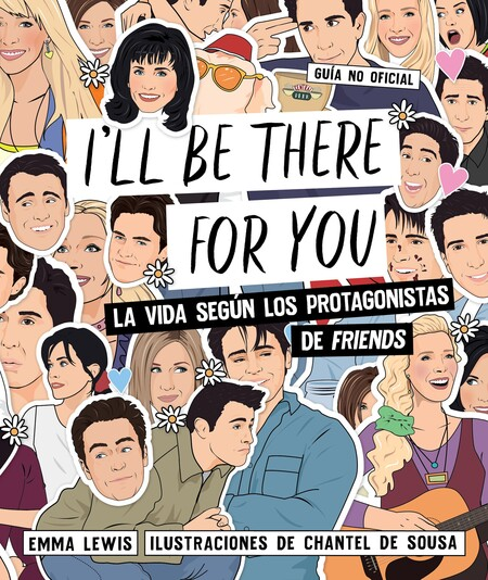 Portada Ill Be There For You Emma Lewis