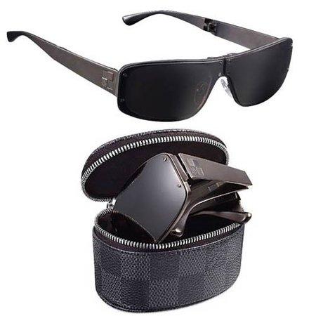 Louis Vuitton y sus gafas de sol plegables