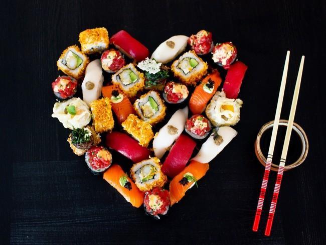 Sushita Cafe San Valentin 1
