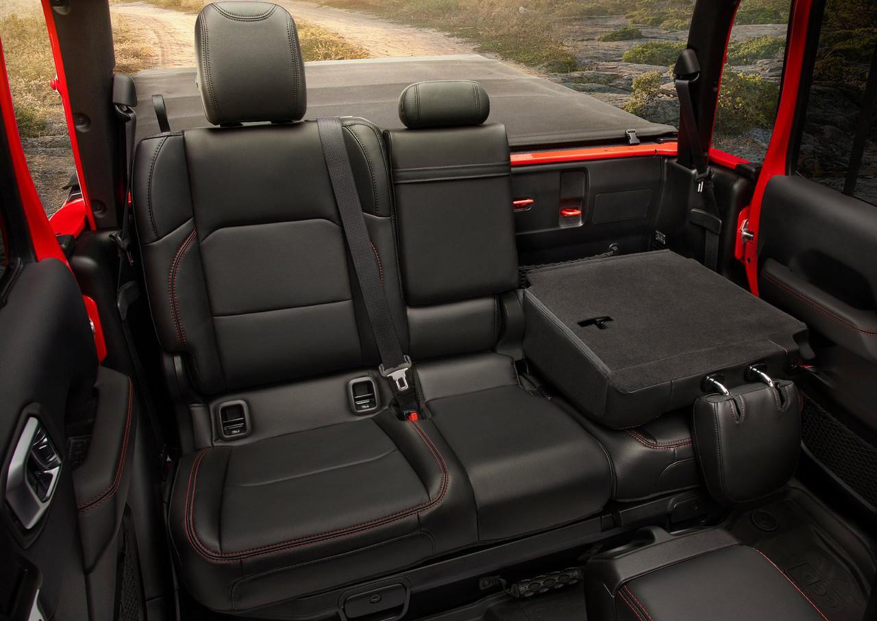 Foto de Jeep Gladiator 2020 (22/51)