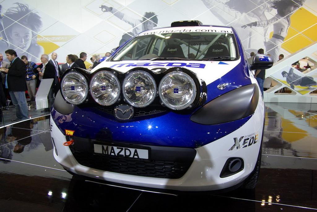 Foto de Mazda2 Extreme (9/17)