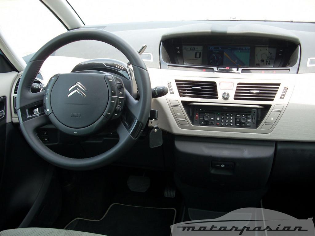 Foto de Citroën C4 Picasso y Grand Picasso (21/52)