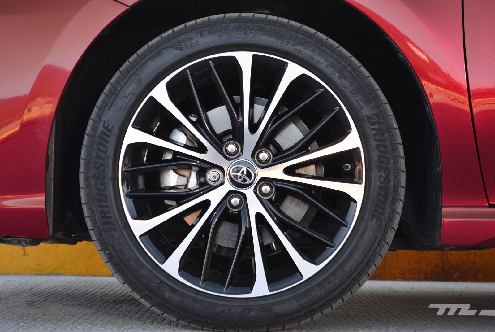 Foto de Toyota Camry (prueba) (9/16)