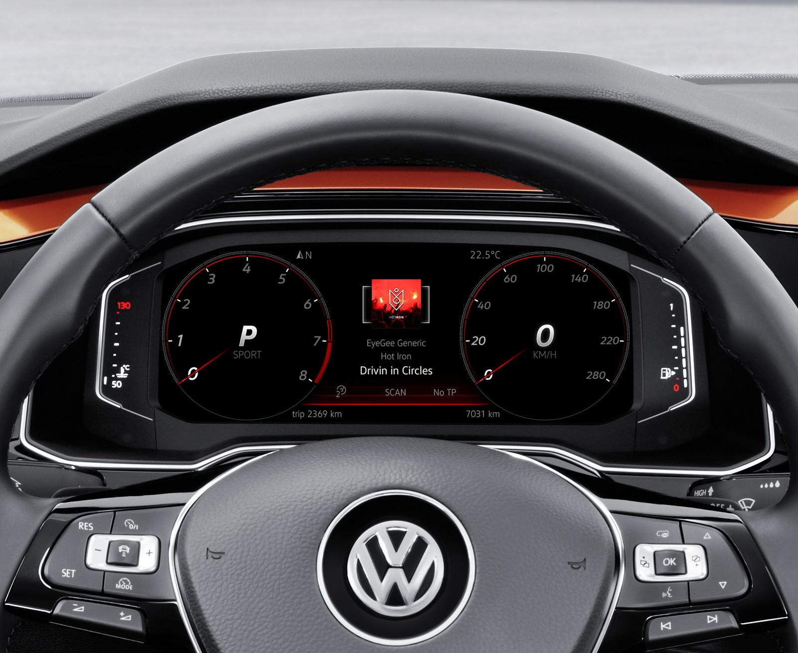 Foto de Volkswagen Polo 2018 (35/51)
