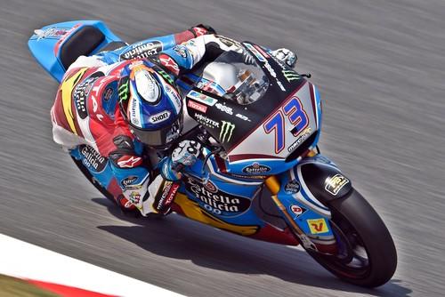 Con un monólogo incontestable en Moto2, Álex Márquez arrasa delante de su público