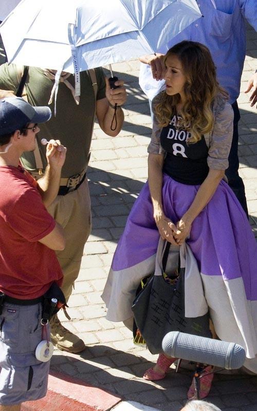 Foto de Sexo en Nueva York 2: nuevos estilos, nuevos looks y Sarah Jessica Parker como estrella (2/11)