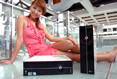 LG X820, ganador del reddot 2007