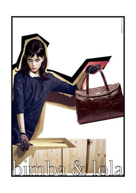 Catálogo de Bimba & Lola Otoño-Invierno 2011/2012. Si Bimba no va a la montaña...