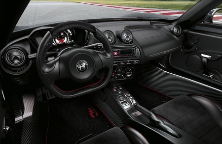 Alfa Romeo 4c Competizione Edition 3