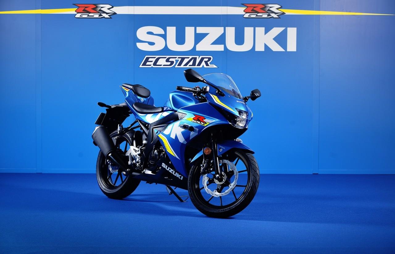 Foto de Suzuki GSX-R125 2017 (13/36)