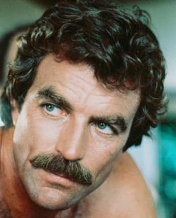 tom selleck bigote