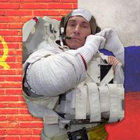 Dejar la URSS para ir al espacio y que al volver sea Rusia: la inesperadamente prolongada misión de Sergei Krikalev en la Mir