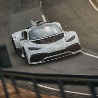 Así suena en vídeo el espectacular Mercedes-AMG Project One: todo un Fórmula 1 de calle con motor V6 turbo