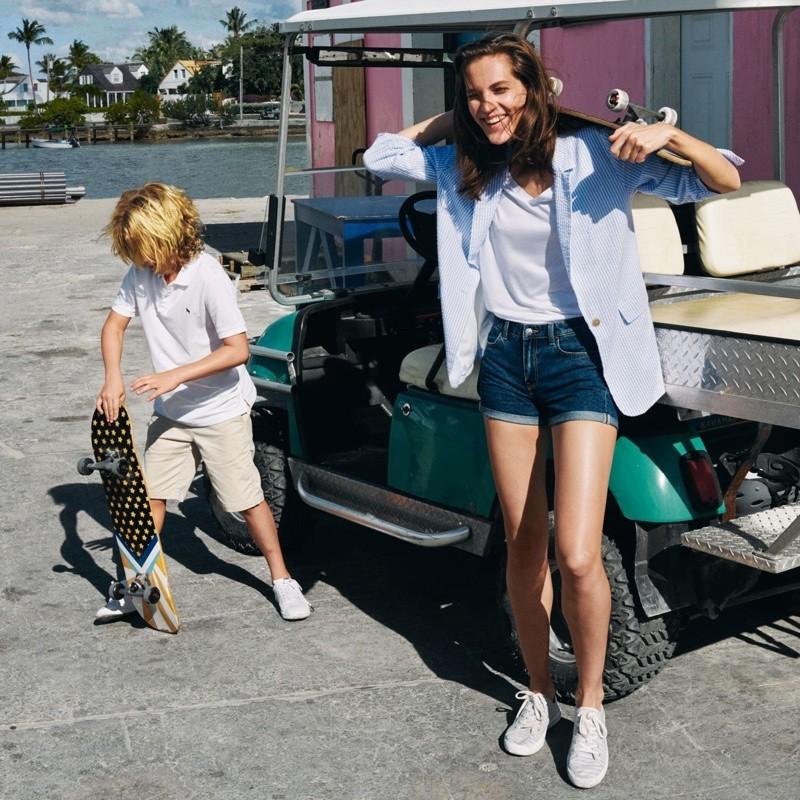 H&M lookbook veraniego