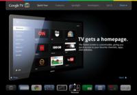 Google TV se empieza a materializar, aparece el sitio web oficial