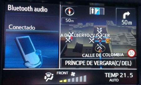 Toyota Prius+ pantalla táctil