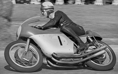 Mike Hailwood 500cc 1964