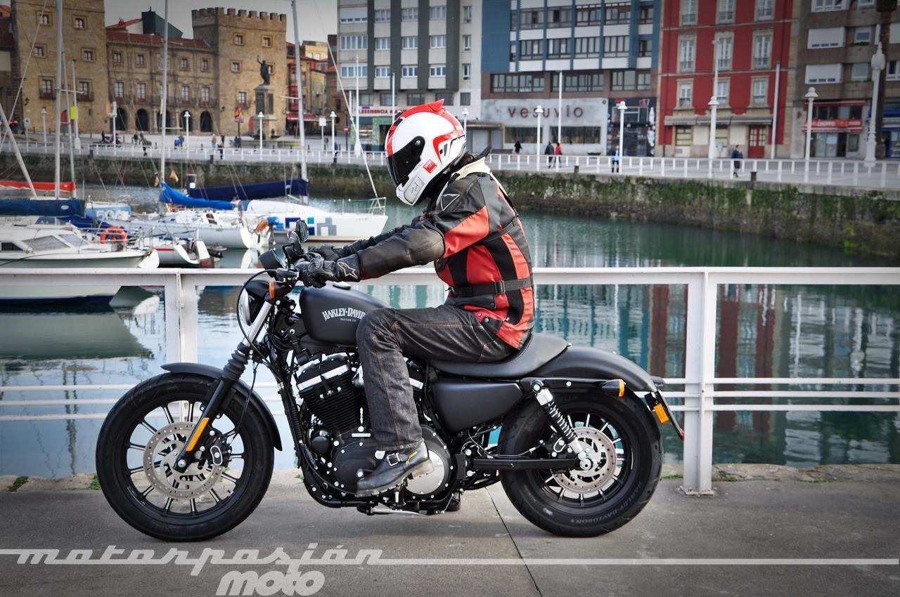 Foto de Harley-Davidson Sportster Iron 883, prueba (valoración ...