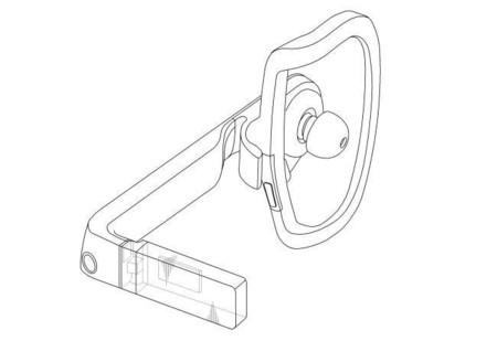 Samsung pretende lanzar un auricular inalámbrico como competidor para los Google Glass, una patente lo indica