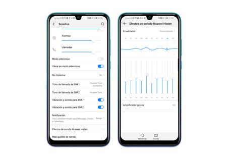 Huawei P Smart 2019 Ajustes