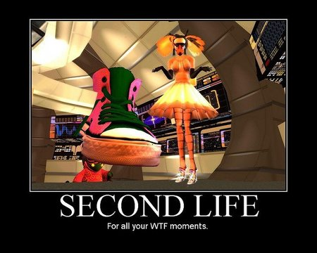 Second Life, o como avanzarse a los tiempos