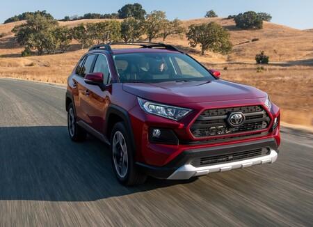 Toyota Rav4 2021 Precio Mexico
