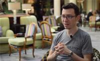 Luis von Ahn, de Duolingo: las certificaciones y las conversaciones llegarán pronto