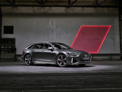 Audi RS6 Avant 2020: Un misil familiar de 592 hp y 0 a 100 km/h en 3.6 segundos