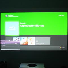 Foto 9 de 12 de la galería menu-proyector en Xataka Smart Home