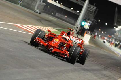 Kimi Raikkonen, el 'rey' de las vueltas rápidas
