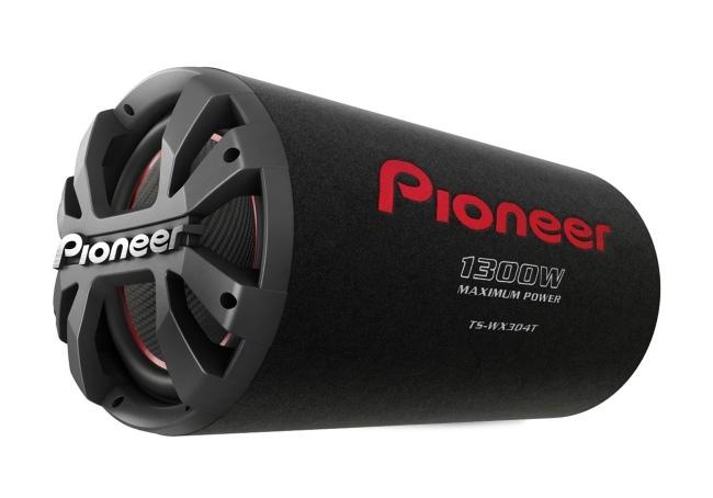 Pioneer TS-WX304T, músculo para tu coche