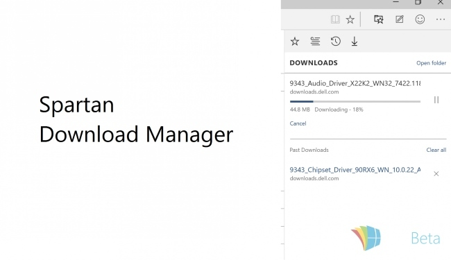 Spartan Download Manager