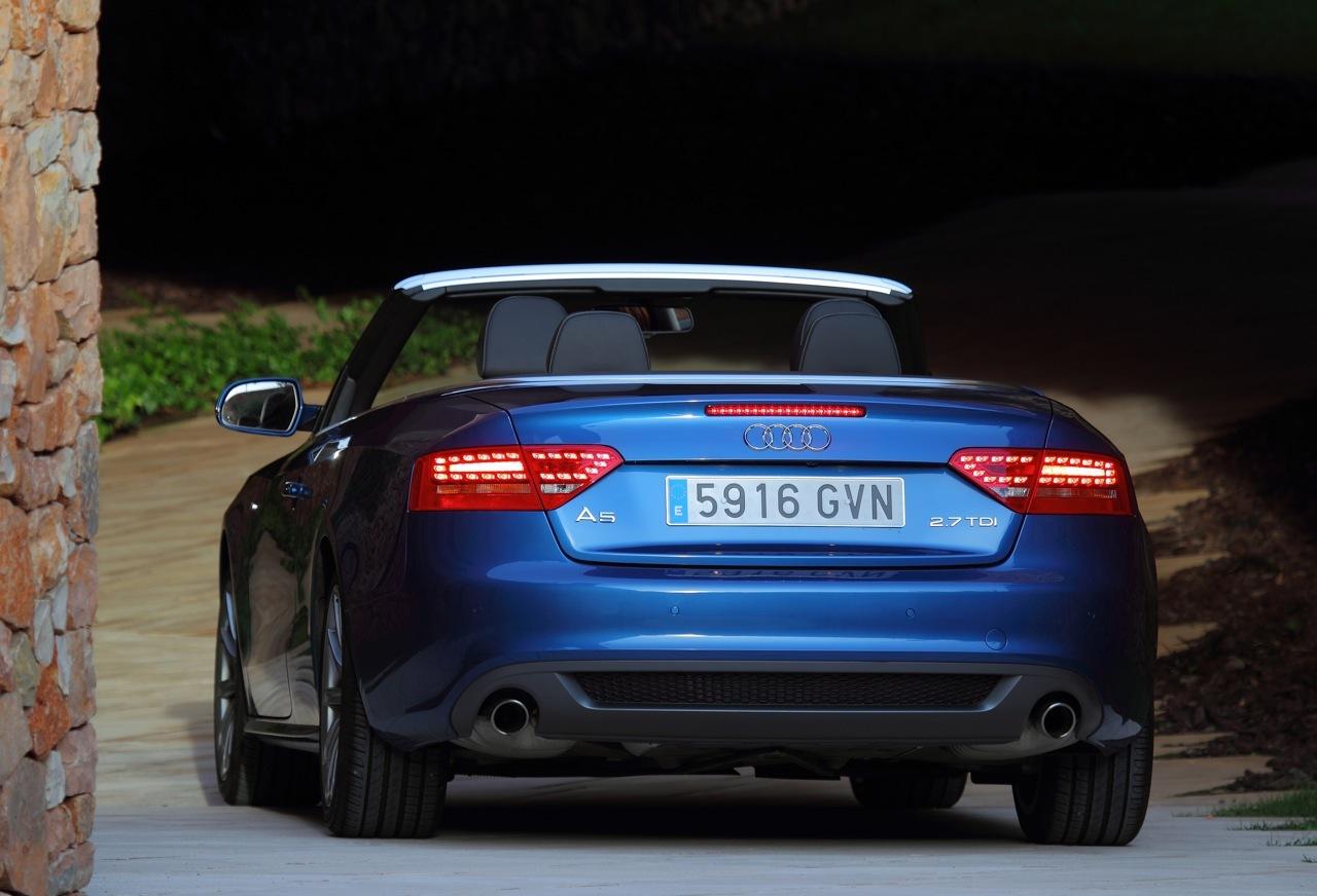 Foto de Audi A5 Cabrio (29/45)