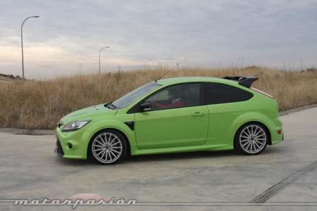 Ford Focus RS, prueba (parte 1)